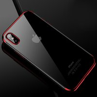 Full Protection Anti-Scratch Transparent Phone Case for iPhone