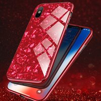 Luminous Shell Pattern Phone Case for iPhone