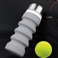 Outdoor Space-Saving Collapsible Water Bottle