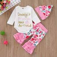 Valentine's Day Daddy's Princess Arrived Outfit
