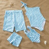 Ocean Matching Swimsuit for Family