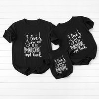 Words On Your Family Matching T-shirt