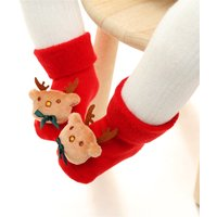 Lovely 3D Christmas Decor Socks