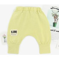 Summer Solid PP Pants for Toddlers