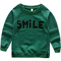Comfy SMILE Print Raglan Sleeve Pullover for Boy