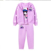 3-piece Tee, Jacket and Pants Set for Kid