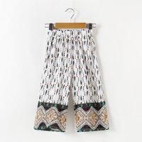 Pretty Ethnic Print Loose Pants