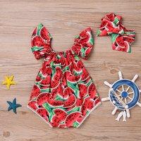 Rabbit Ears Khaki Long-sleeve Jumpsuit for Baby