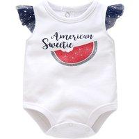 Sweet AMERICAN SWEETIE Bodysuit for Baby Girl
