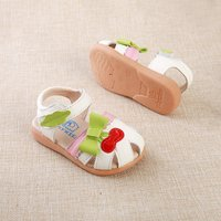 Toddler Girl's Lovely Cherry Sandals