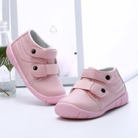 Casual Leather Velcro Shoes for Toddler Girl and Girl