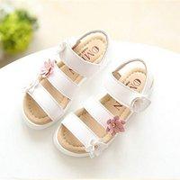 Girl's Pretty Flower Sandals