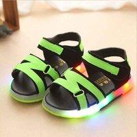 Handsome LED Sandals for Boys