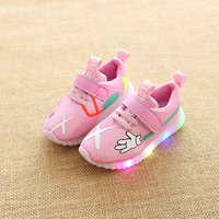 Stylish LED Sneakers for Baby and Toddlers