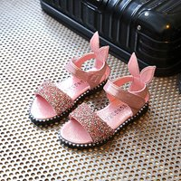 Beautiful Glitter Sandals for Toddler Girl and Girl