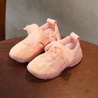 Sweet Lace Sneakers for Toddler Girl and Girl