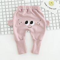 Cute Eye Print Pants for Baby