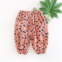 Beautiful Allover Polka Dots Pants for Baby and Toddler