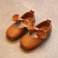 Girl's Pretty Bowknot Mary Jane Shoes