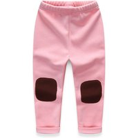 Comfy Appliqued Stretchy Pants for Girl