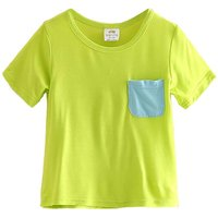 Bright Front Pocket T-shirt for Kid