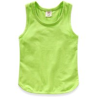 Casual Solid Tank Dress for Baby Girl and Girl