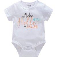 Comfy Letter Print Supergirl Bodysuit for Baby