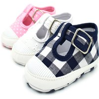 Casual Comfy Crib Velcro Prewalkers for Toddler