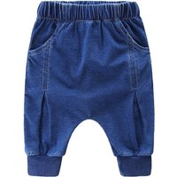 Stylish Solid Capri PP Jeans for Baby