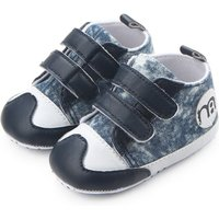 Cool Contrast Stitching Canvas Shoes for Toddler