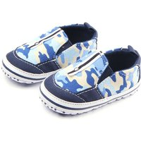 Camouflage Canvas Shoes for Toddler Boy