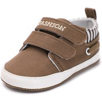 Casual Solid Canvas Shoes for Toddler