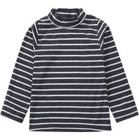 Casual Striped Long-sleeve Tee for Toddler Boy and Boy