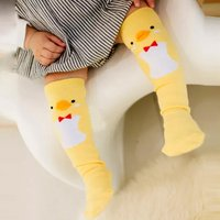 1-pack Lovely Animal Design Stockings for Baby and Toddler