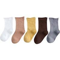 5-pack Comfy Socks Set for Baby