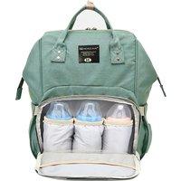 Portable Large Capacity Diaper Bag Backpack