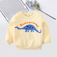 Baby and Toddler Dino Pullover