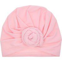 Cute Solid Knot Hat for Baby