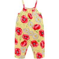 Cute Floral Print Off-shoulder Ruffle Bodysuit for Baby Girl