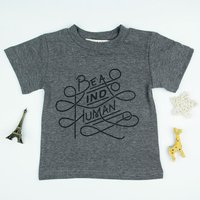 Cute Letter Print Short-sleeve Tee for Baby Boy