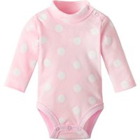 Sweet Polka Dots Long-sleeve Bodysuit for Baby