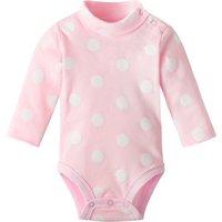 Sweet Polka Dots Long-sleeve Bodysuit for Baby