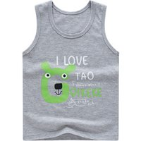Lovely Letter Print Tank Top for Baby and Kid