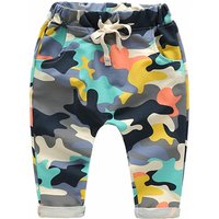 Stylish Camouflage Pants for Baby and Toddler Boy