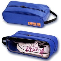 Trendy Waterproof Zip-up Shoes Storage Bag