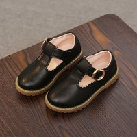 Trendy Hollow Out Design Velcro Shoes for Toddler Girl and Girl