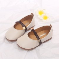 Pretty Bow Decor Slip-on Flats for Toddler Girl and Girl