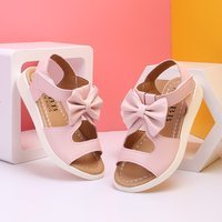 Trendy Bow Decor Sandals for Toddler Girl and Girl