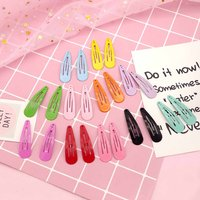Baby / Girl 22-piece Drop-shape Hairclips