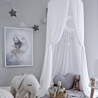Solid Baby Mosquito Net